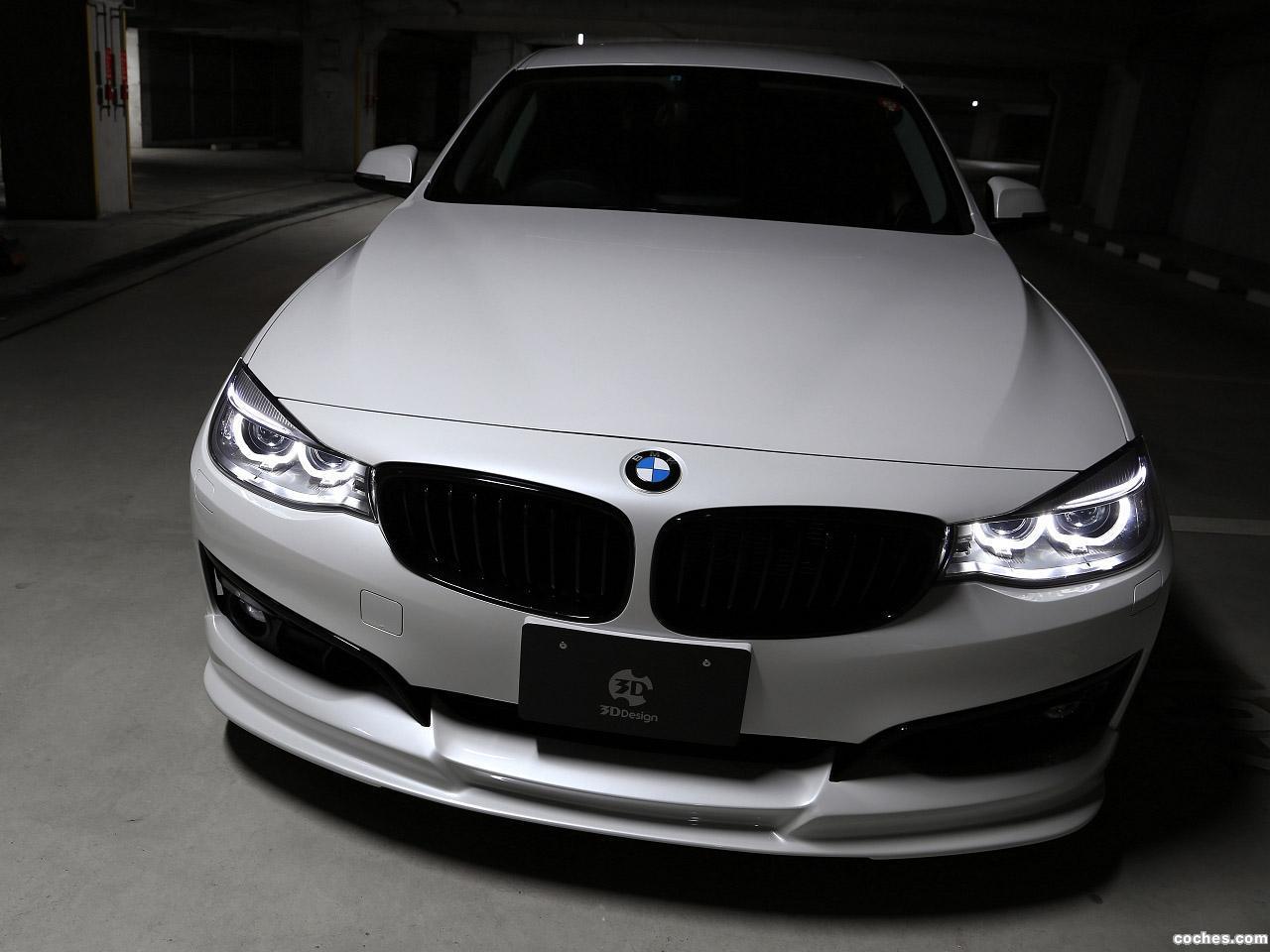 Foto 0 de BMW 3D Design Serie 3 GT 2014