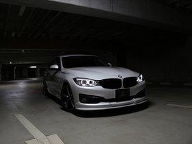 Ver foto 3 de BMW 3D Design Serie 3 GT 2014