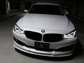 Fotos de BMW 3D Design Serie 3 GT 2014