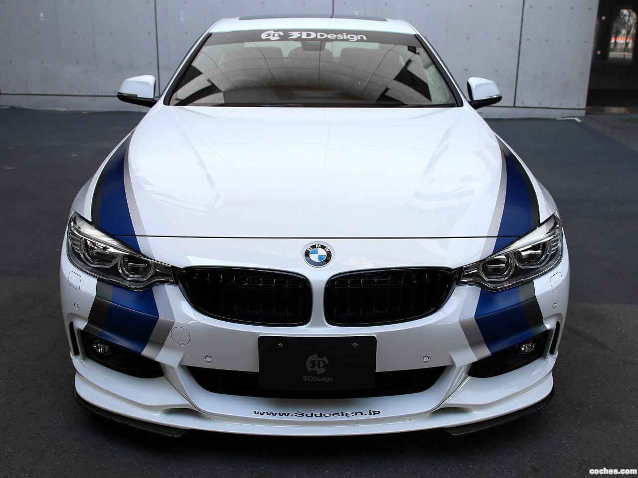Foto 0 de BMW 3D Design Serie 4 435i 2014