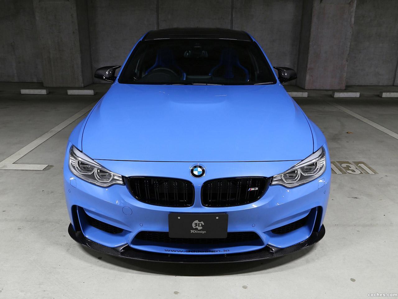 Foto 0 de 3D-Design BMW M3 F80 2016