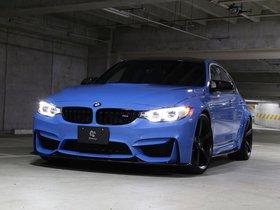 Ver foto 6 de 3D-Design BMW M3 F80 2016