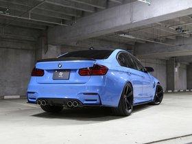 Ver foto 4 de 3D-Design BMW M3 F80 2016