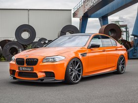 Ver foto 10 de 3D-Design BMW M5 F10 2016