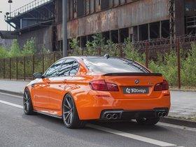 Ver foto 7 de 3D-Design BMW M5 F10 2016