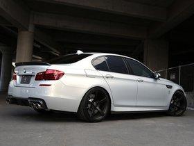 Ver foto 5 de BMW 3D Design M5 Moon Stone 2014