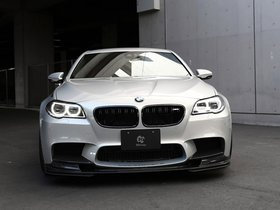 Ver foto 3 de BMW 3D Design M5 Moon Stone 2014