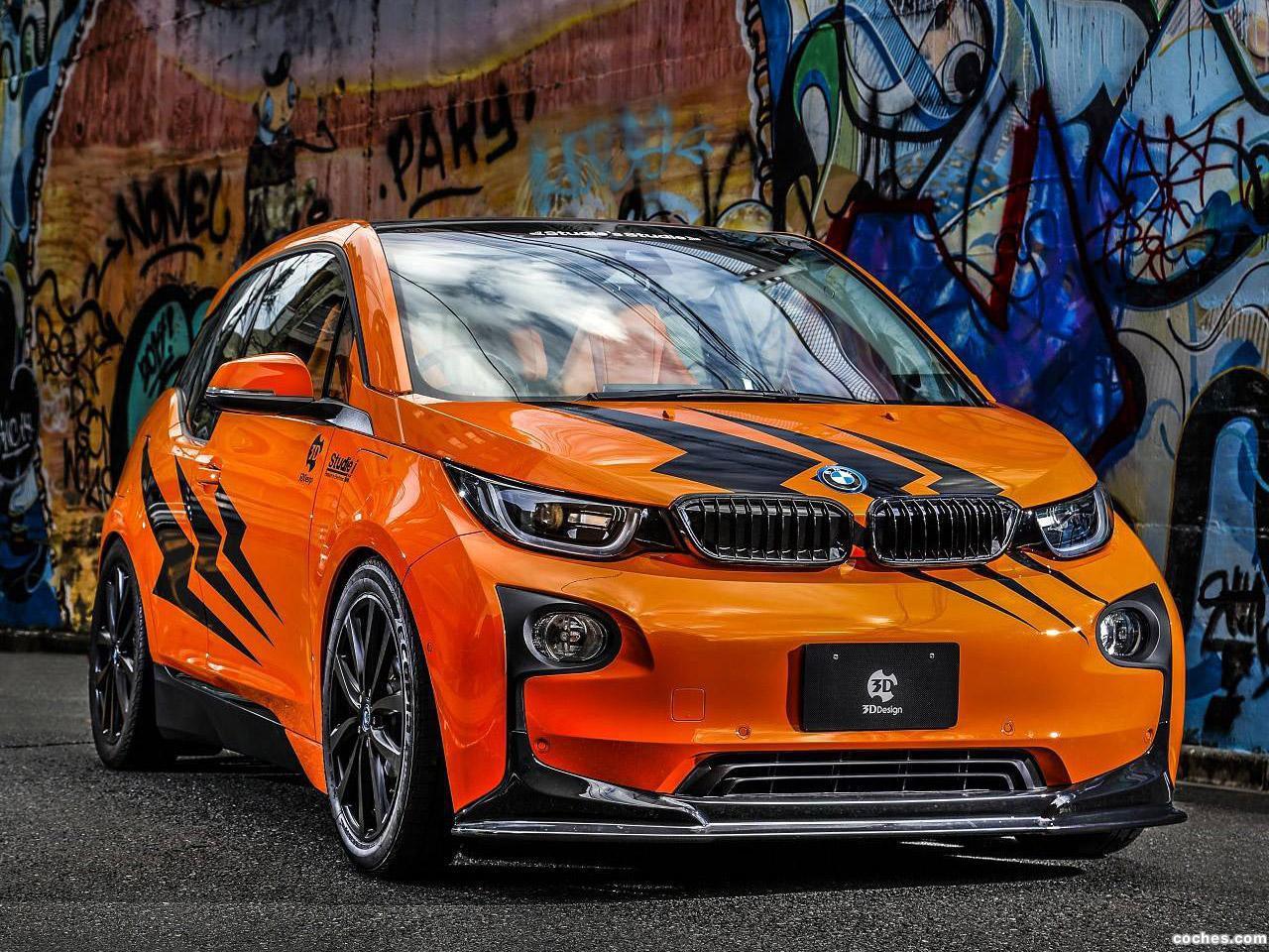 Foto 0 de 3D Design BMW i3 2014