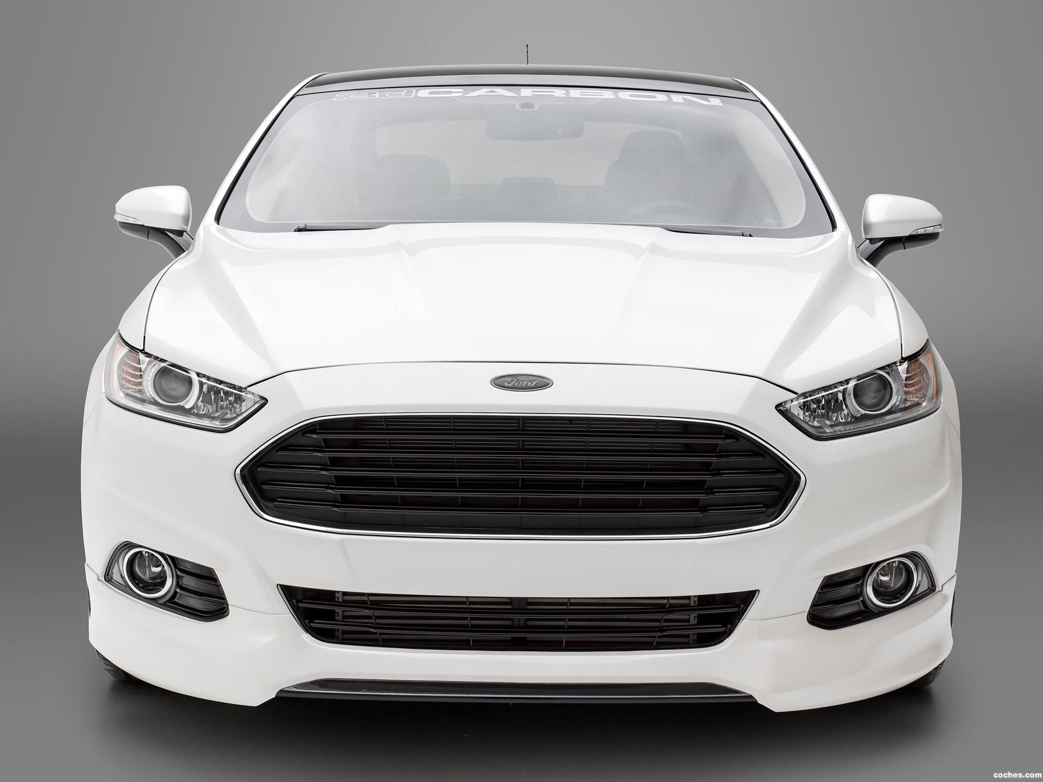 Foto 0 de Ford 3dCarbon Fusion 2013