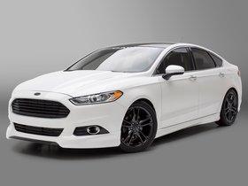 Ver foto 5 de Ford 3dCarbon Fusion 2013