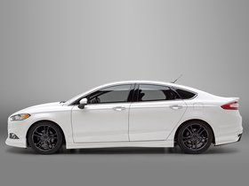 Ver foto 4 de Ford 3dCarbon Fusion 2013