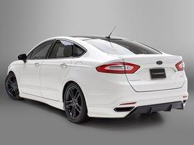 Ver foto 3 de Ford 3dCarbon Fusion 2013