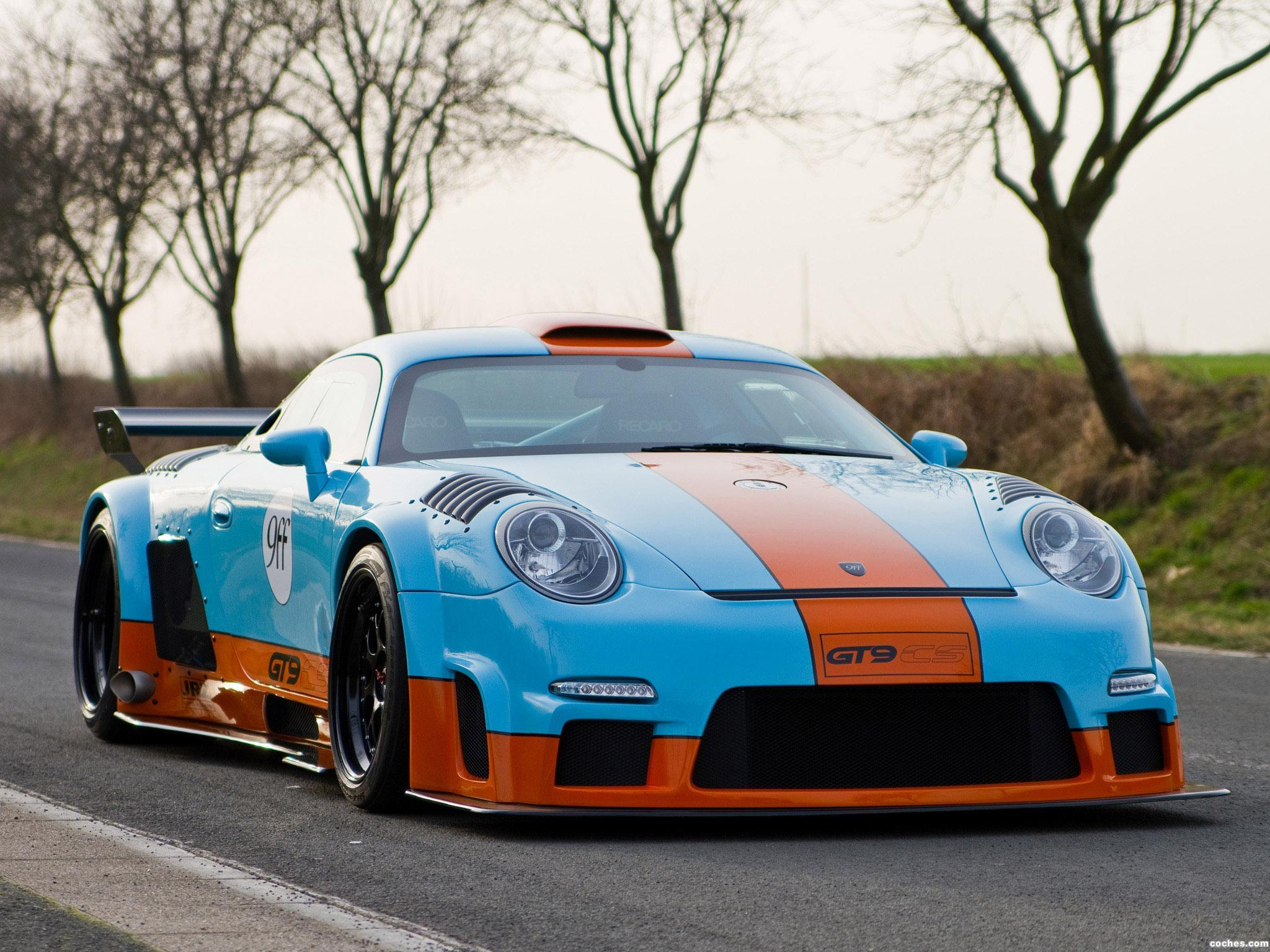 Foto 0 de Porsche 9ff GT9 CS Club Sport 2011