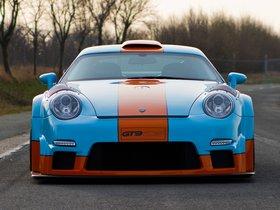 Ver foto 2 de Porsche 9ff GT9 CS Club Sport 2011