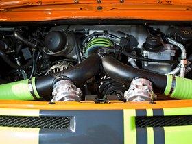 Ver foto 7 de Porsche 9ff 911 GTurbo 900 Bioethanol 997 2011