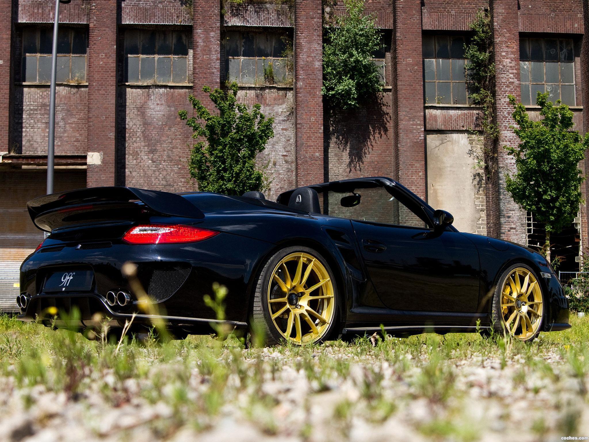 Foto 6 de Porsche 9ff 911 Gtronic 1200 2012