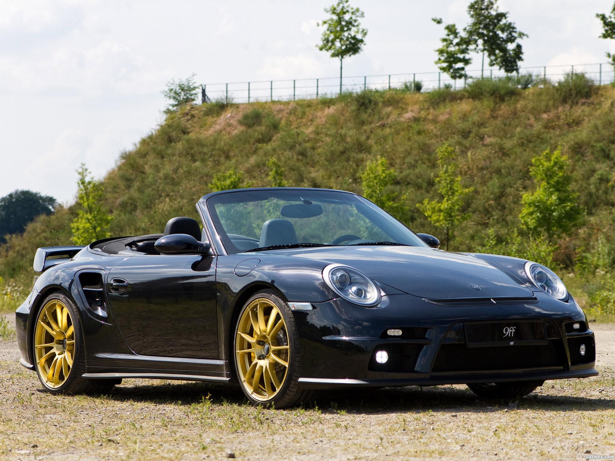 Foto 0 de Porsche 9ff 911 Gtronic 1200 2012