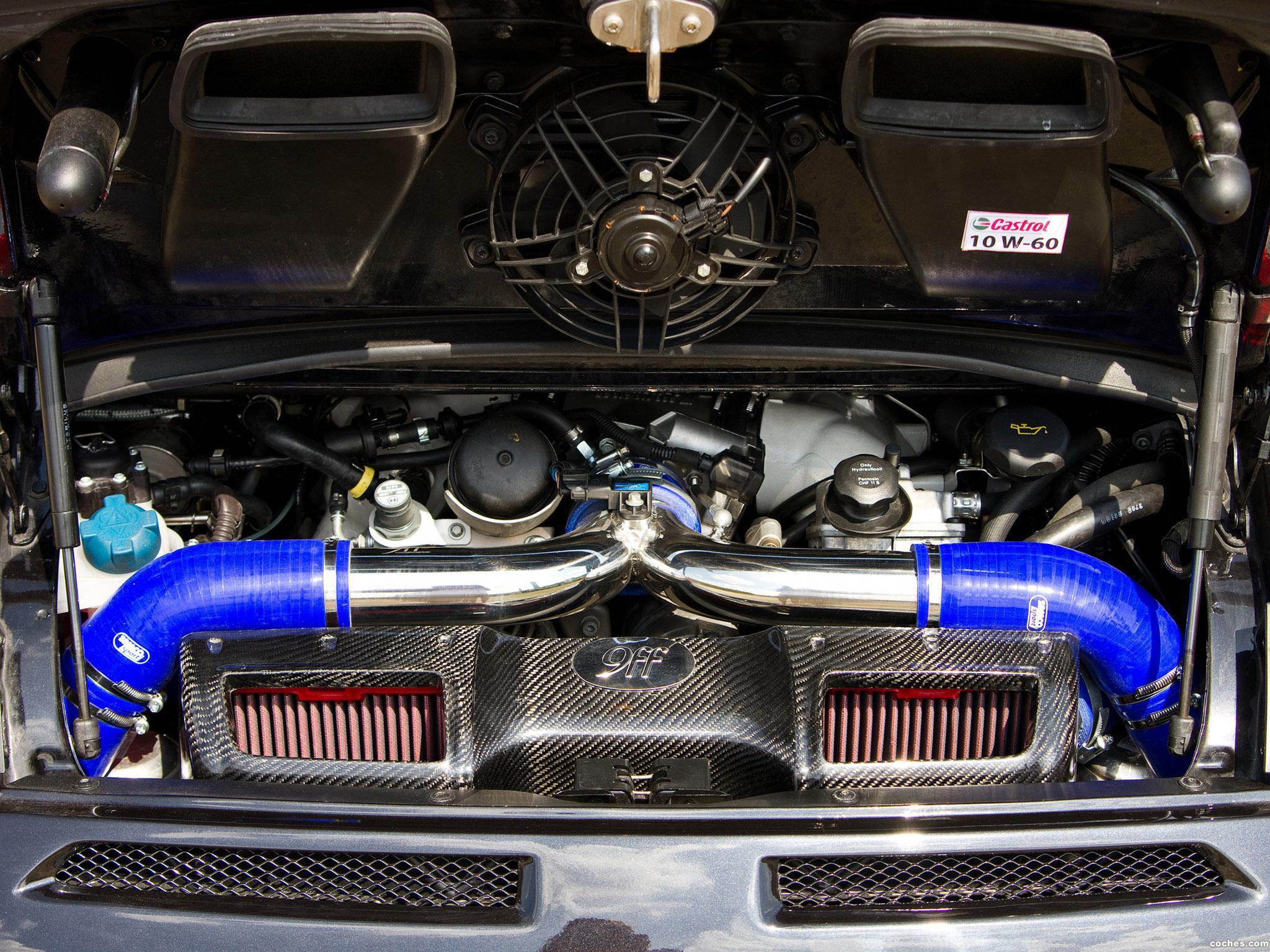 Foto 12 de Porsche 9ff 911 Gtronic 1200 2012