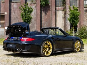 Ver foto 10 de Porsche 9ff 911 Gtronic 1200 2012