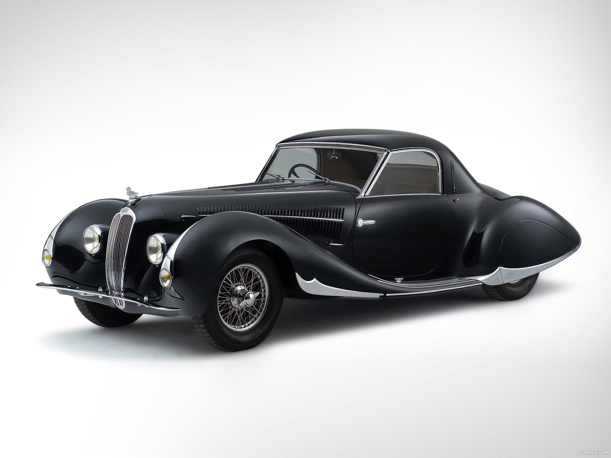 Foto 2 de Delahaye 135 MS Coupe Figoni et Falaschi 1938