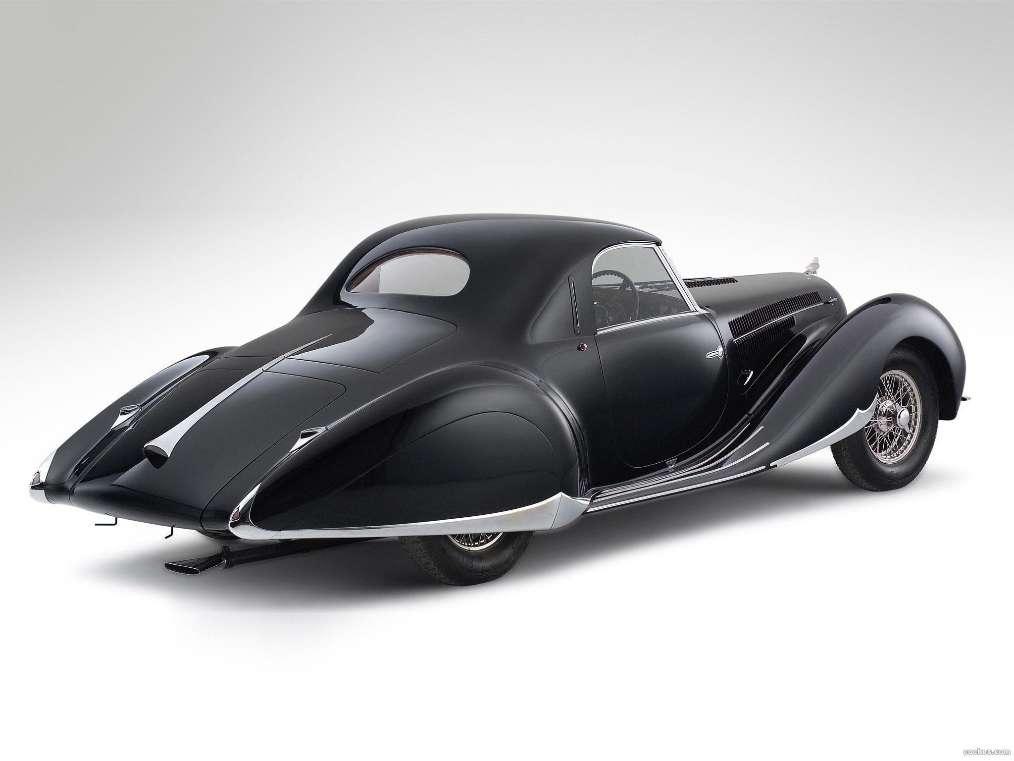 Foto 0 de Delahaye 135 MS Coupe Figoni et Falaschi 1938