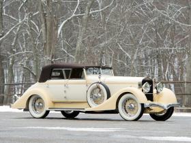 Ver foto 24 de Hispano Suiza H6C Convertible Sedan by Hibbard and Darrin 1928