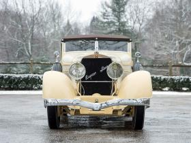 Ver foto 26 de Hispano Suiza H6C Convertible Sedan by Hibbard and Darrin 1928