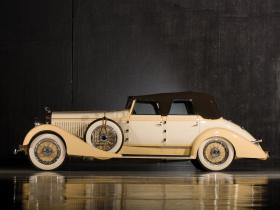 Ver foto 14 de Hispano Suiza H6C Convertible Sedan by Hibbard and Darrin 1928