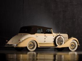Ver foto 20 de Hispano Suiza H6C Convertible Sedan by Hibbard and Darrin 1928