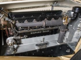 Ver foto 18 de Hispano Suiza H6C Convertible Sedan by Hibbard and Darrin 1928