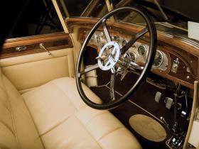 Ver foto 15 de Hispano Suiza H6C Convertible Sedan by Hibbard and Darrin 1928