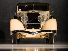 Ver foto 25 de Hispano Suiza H6C Convertible Sedan by Hibbard and Darrin 1928