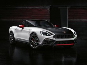 Fotos de Abarth 124 Spider 348 2016