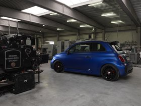 Ver foto 14 de Pogea Racing Abarth 500 Blue Wonder 2015