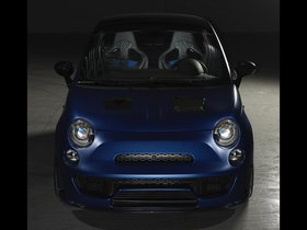 Ver foto 13 de Pogea Racing Abarth 500 Blue Wonder 2015