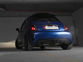 Ver foto 12 de Pogea Racing Abarth 500 Blue Wonder 2015