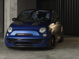 Ver foto 10 de Pogea Racing Abarth 500 Blue Wonder 2015