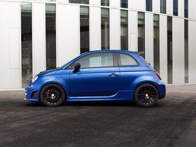 Ver foto 8 de Pogea Racing Abarth 500 Blue Wonder 2015