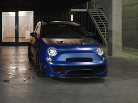 Ver foto 6 de Pogea Racing Abarth 500 Blue Wonder 2015