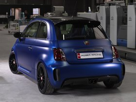 Ver foto 4 de Pogea Racing Abarth 500 Blue Wonder 2015