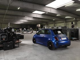 Ver foto 3 de Pogea Racing Abarth 500 Blue Wonder 2015