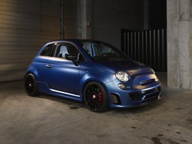 Ver foto 1 de Pogea Racing Abarth 500 Blue Wonder 2015