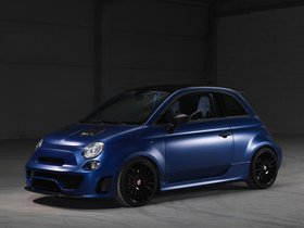 Ver foto 18 de Pogea Racing Abarth 500 Blue Wonder 2015