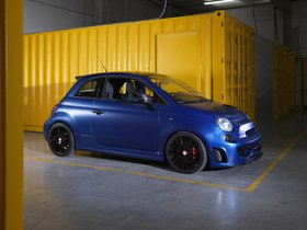 Ver foto 16 de Pogea Racing Abarth 500 Blue Wonder 2015