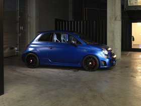 Ver foto 15 de Pogea Racing Abarth 500 Blue Wonder 2015