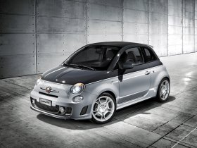 Ver foto 5 de Abarth 500C 1.4 Turbo T-Jet 2010