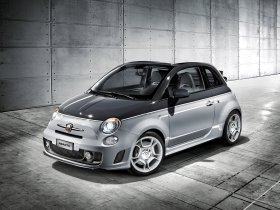 Ver foto 4 de Abarth 500C 1.4 Turbo T-Jet 2010