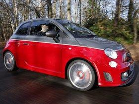 Ver foto 3 de Abarth 595 Competizione UK 2012