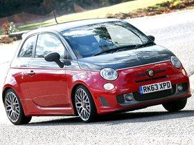 Ver foto 2 de Abarth 595 Competizione UK 2012