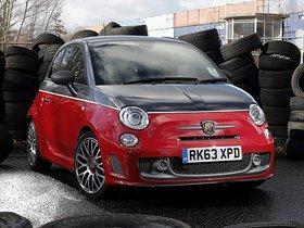 Ver foto 1 de Abarth 595 Competizione UK 2012